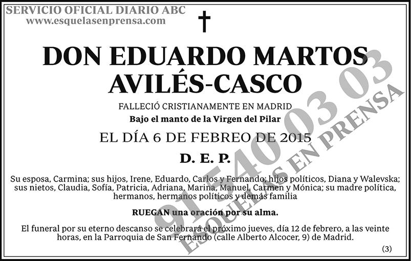 Eduardo Martos Avilés-Casco